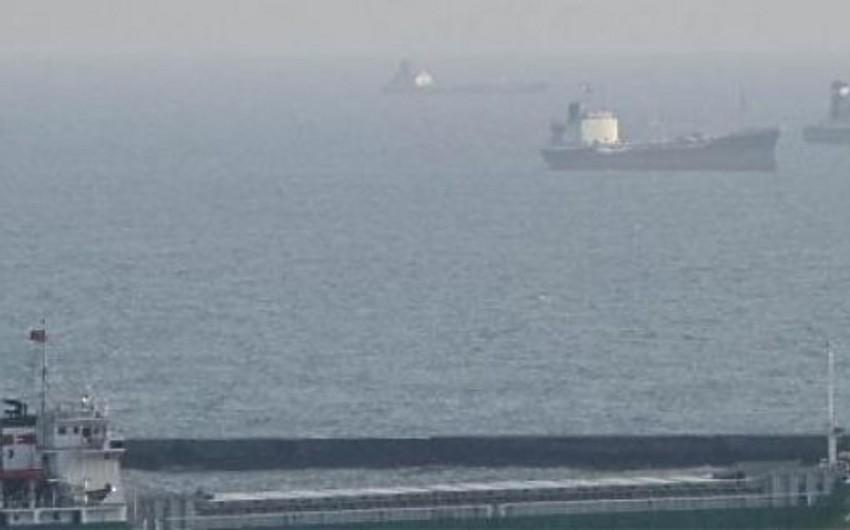 Yaponiyada iki gəmi toqquşub, 4 nəfər itkin düşüb