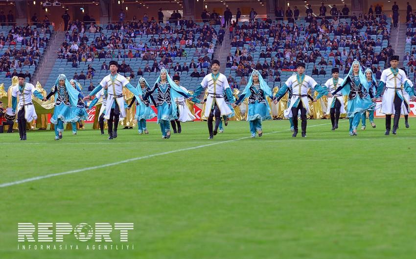 В Баку состоялась церемония открытия чемпионата Европы по футболу U17