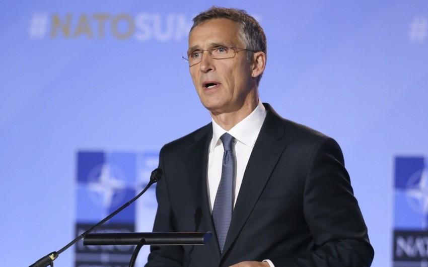 NATO-nun baş katibi ABŞ-a səfər edəcək