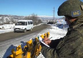 Qarabağdakı rusiyalı hərbçilər antiterror təlimi keçirlər
