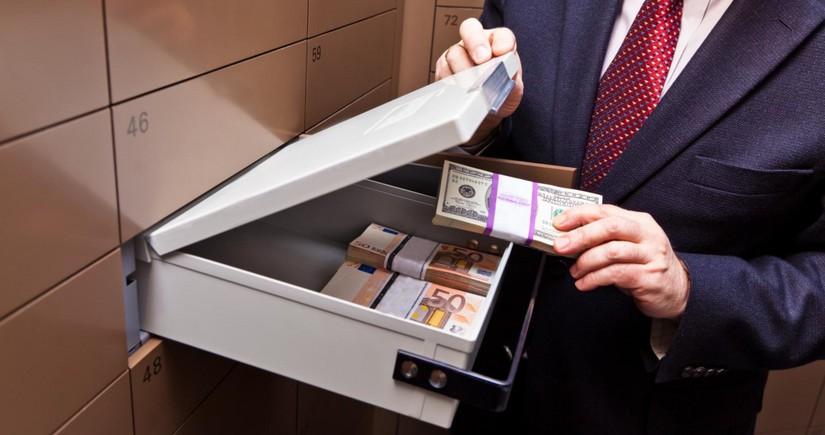 Вклады банков Азербайджана растут