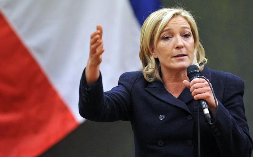 Marin Le Pen ilk dəfə Fransa parlamentinin tərkibinə daxil olub
