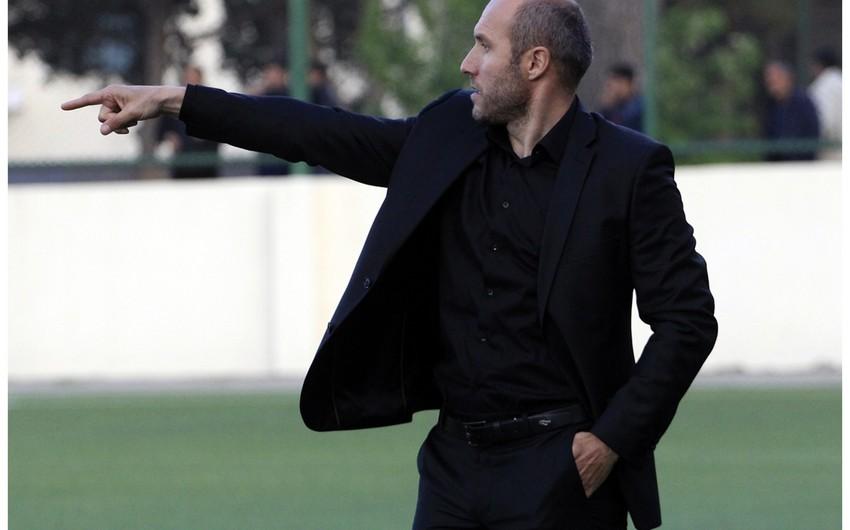 Samir Abasov: Futbol ikinci plandadır, fikrimiz cəbhəyə yönəlib