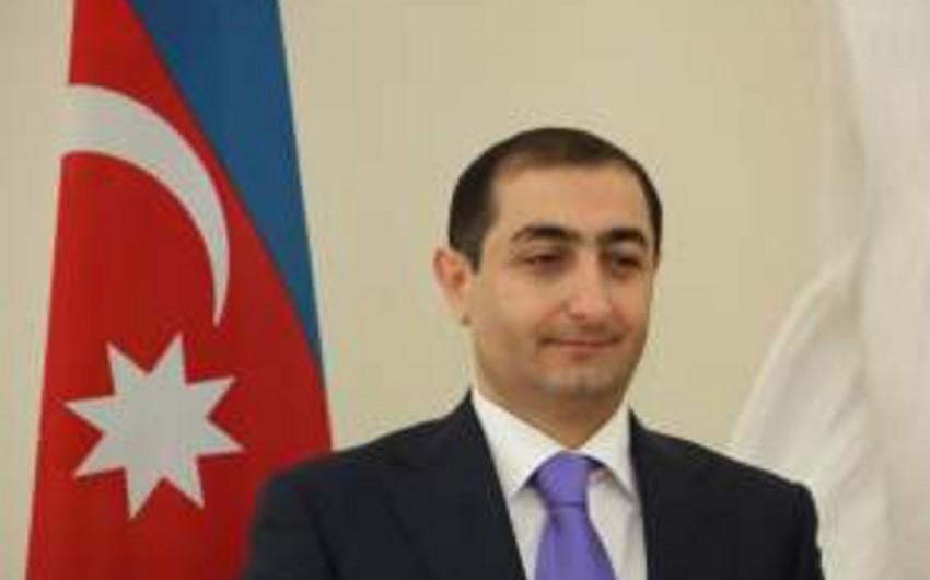 Посол Азербайджана в Литве обсудил с руководством канала ЛРТ Культура снятый армянским режиссером фильм