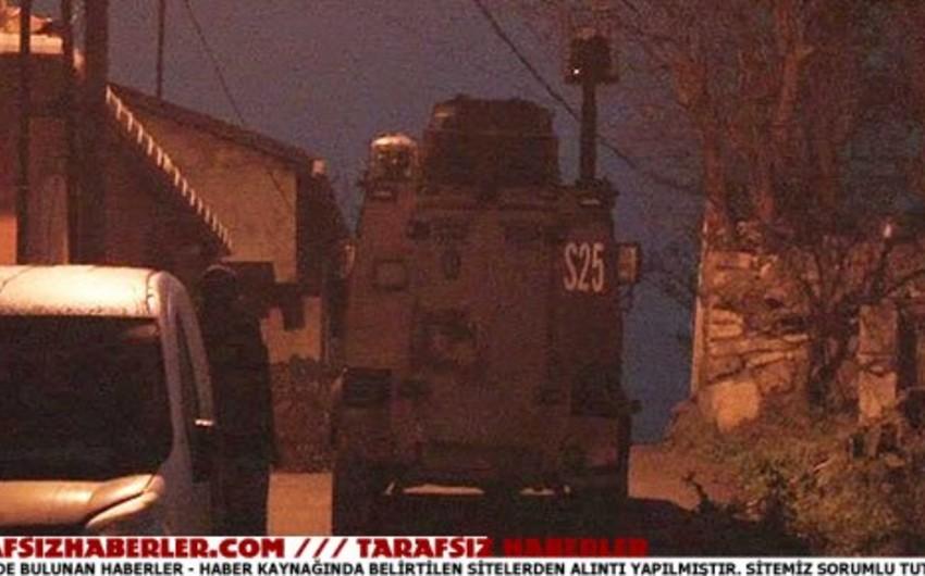 İstanbulda antiterror əməliyyatı keçirilib