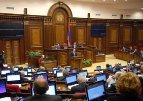 KİV: Ermənistanda konstitusiyaya dəyişiklik ediləcək