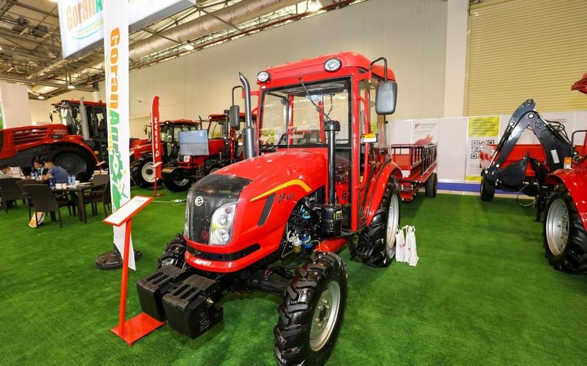В Загатале пройдет выставка-ярмарка сельхозтехники