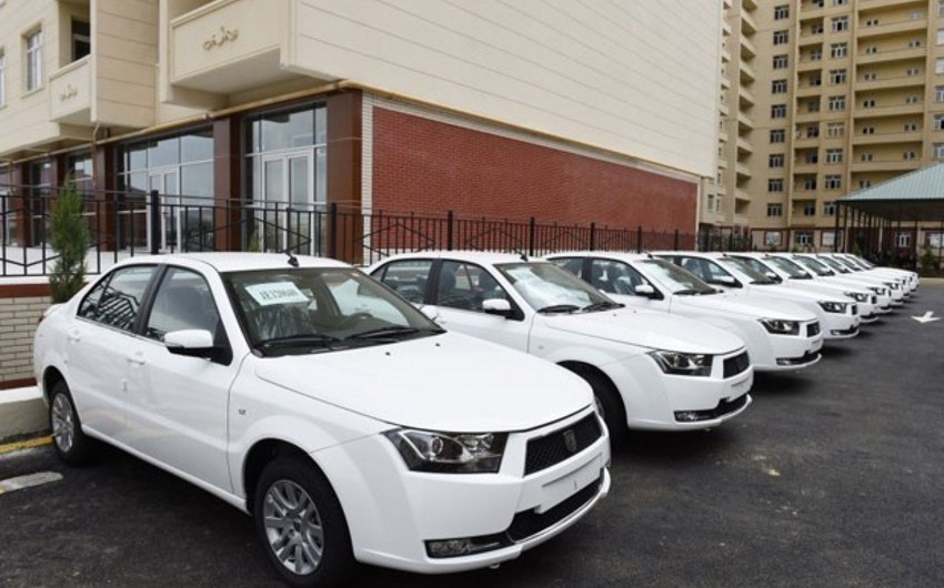 Azerbaijan manufactured 283 private cars this year