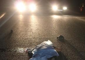 Ağdaşda avtomobil 16 yaşlı gənci vuraraq öldürdü