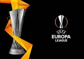 Лига Европы: Определился соперник победителя пары Нефтчи - Галатасарай
