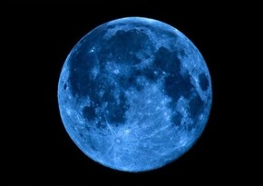 """Bu gecə """"Mavi Ay""""ı görmək mümkün olacaq"""