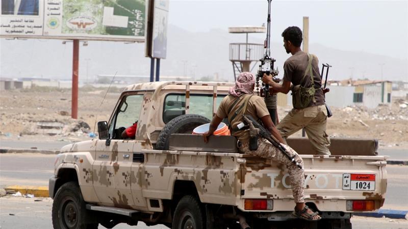 Йеменские правительственные силы установили контроль над городом Атак