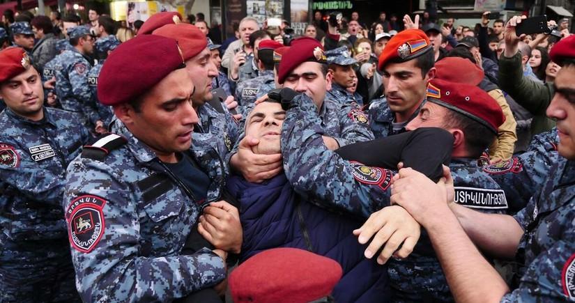 Bu gün Yerevanda milli rüsvayçılığa qarşı etiraz aksiyası keçiriləcək