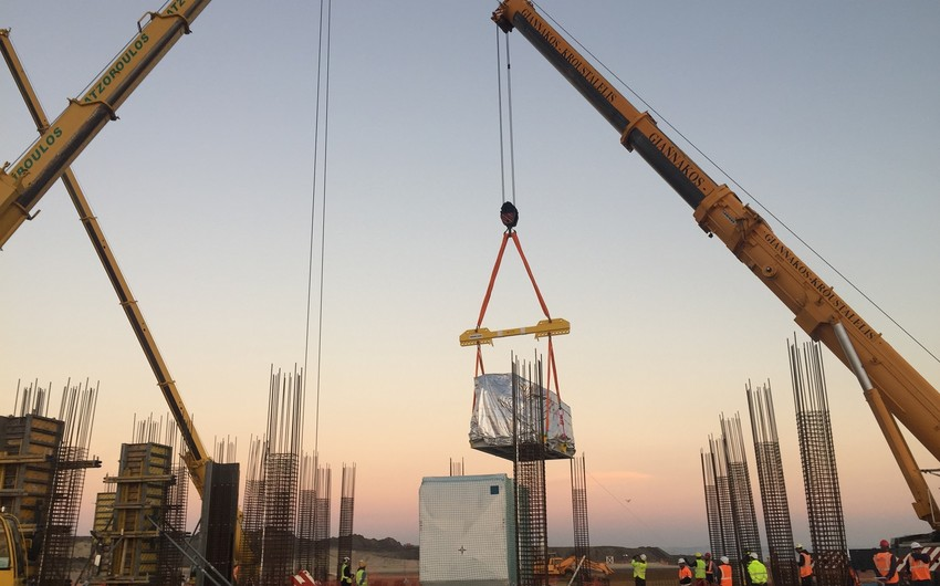 First TAP turbo compressors delivered in Greece