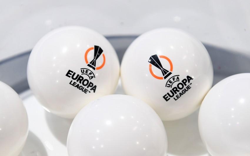 Avropa Liqası: Qrup mərhələsinin püşkü atılıb
