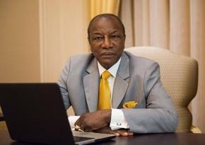 Альфа Конде побеждает на президентских выборах в Гвинее