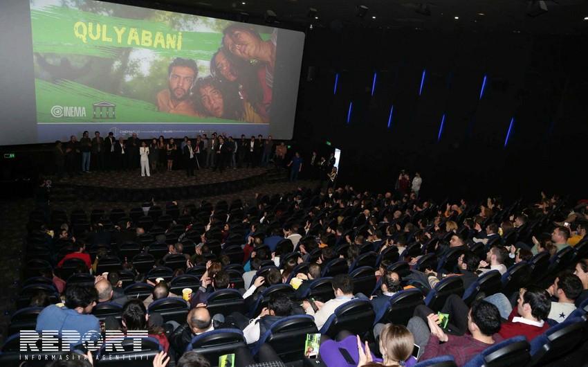 """""""CinemaPlus Gənclik Mall""""da Qulyabani filminin qalası olub - FOTO"""