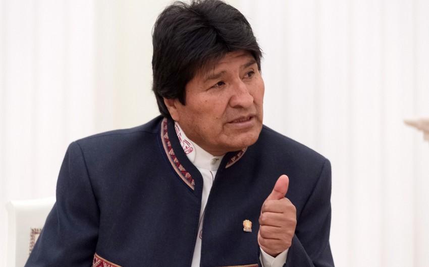 Президент Боливии: США  враг мира и прав человека