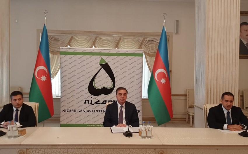 Nizami Gəncəvi Beynəlxalq Mərkəzindən beynəlxalq təşkilatlara çağırış