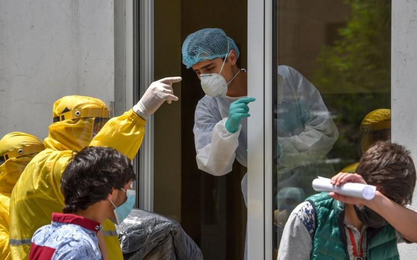 В Армении растет число заболевших коронавирусом