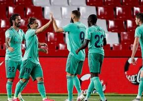 Реал обыграл Гранаду, одержав 9-ю победу подряд