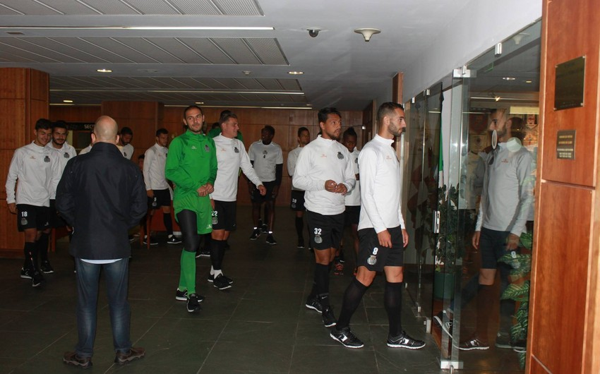 Azerbaijani national team goalkeeper to debut at Portugal championship today