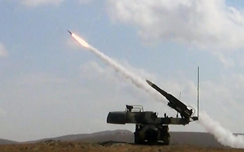 Azərbaycan Ordusunun təlimlərinin döyüş atışlı mərhələsi başlayıb