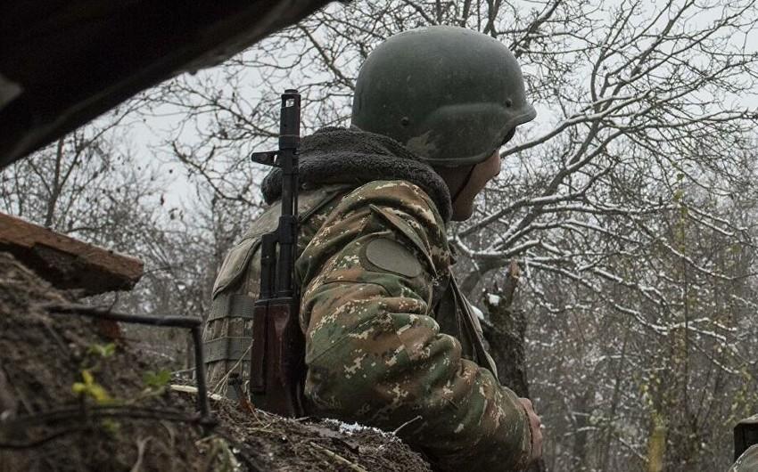 Ermənistanda əsgər hərbçi yoldaşını güllələyərək öldürüb