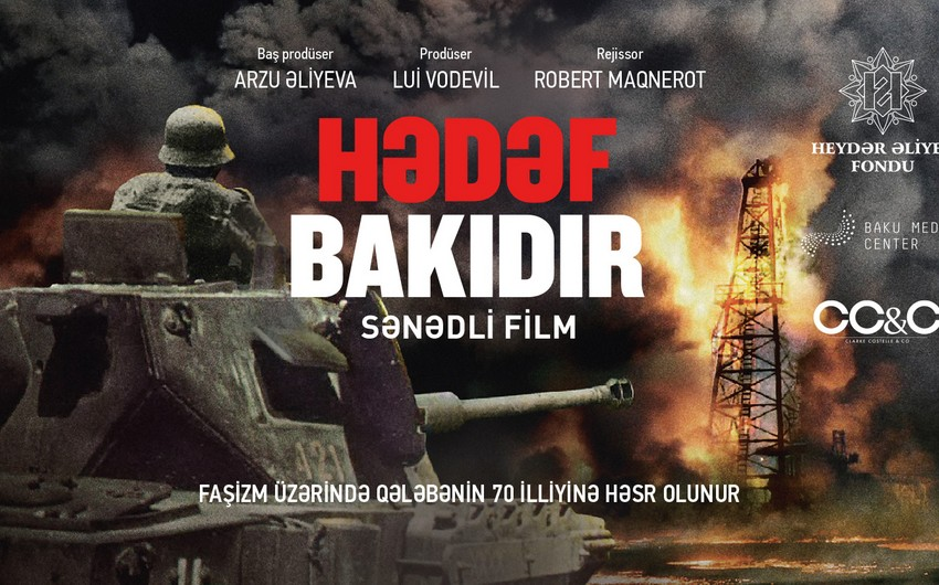 ​Heydar Aliyev Foundation Supports the Production of Objective Baku Documentary Commemorating to the Victory over Nazism - VIDEO