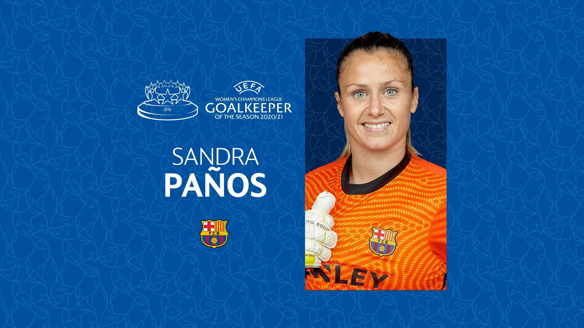 Сандра Паньос