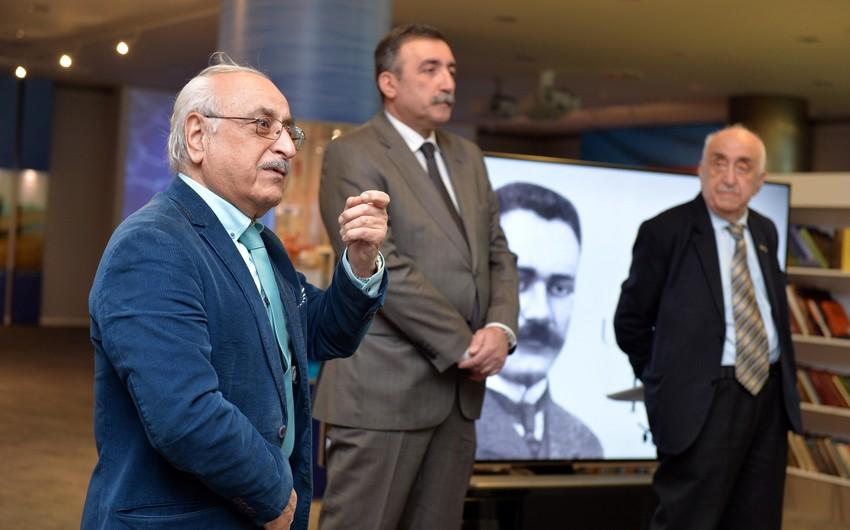 SOCAR-da məşhur neftçi Usta Pirinin 150 illik yubileyi qeyd olunub
