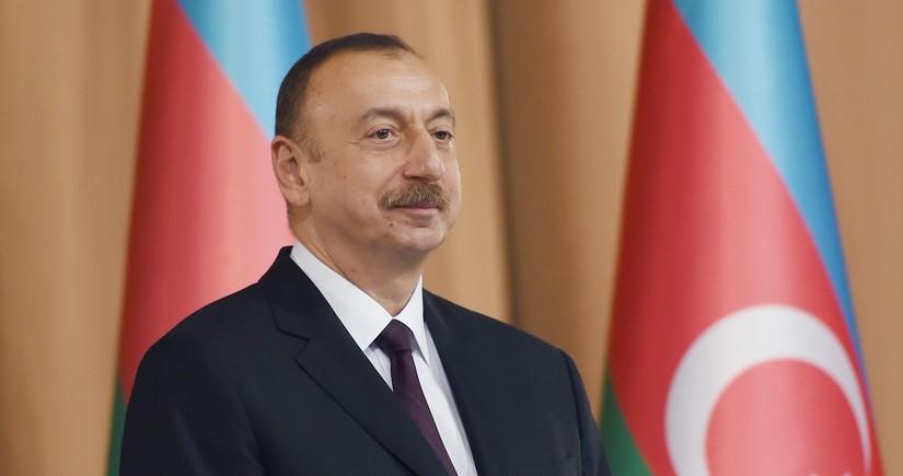 Azərbaycandakı dini konfessiyaların rəhbərləri Prezidentİlham Əliyevi təbrik edib
