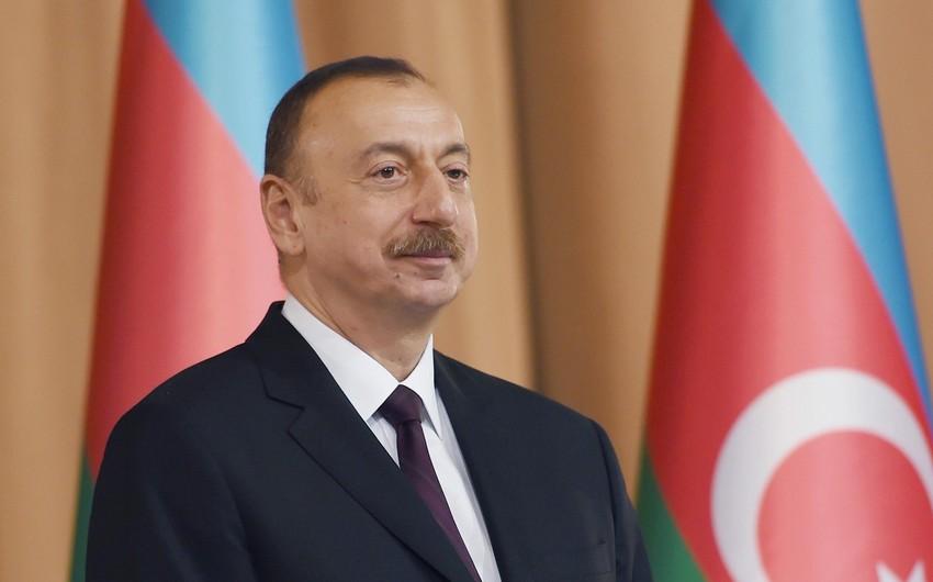 Руководители религиозных конфессий поздравили Президента Ильхама Алиева