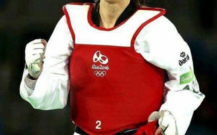 Azərbaycan taekvondoçusu Avropa çempionatında bürünc medal qazanıb