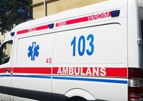 Yasamalda 81 yaşlı qocanı avtomobil vurdu