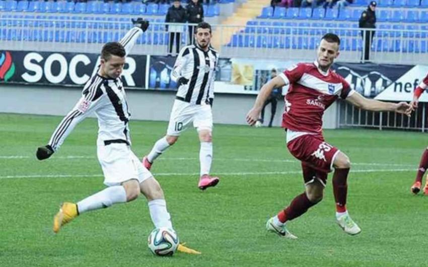 Нефтчи принимает Зиря, а Сабаил - Сумгайыт в рамках VIII тура Премьер-лиги Азербайджана по футболу