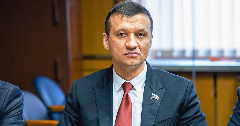 Dmitri Savelyev Milli Məclis Sədrinin Rusiyaya səfərindən danışdı