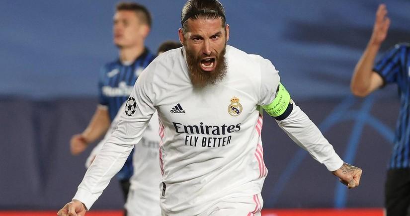 Serxio Ramos Real Madriddən ayrıldı - RƏSMİ