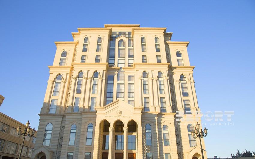 В ЦИК Азербайджана создана контрольно-ревизионная служба
