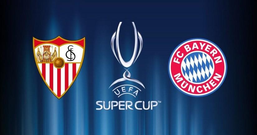 Суперкубок УЕФА: Бавария против Севильи