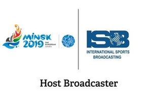 2nd European Games Minsk-2019 to be on air in more than 100 countries