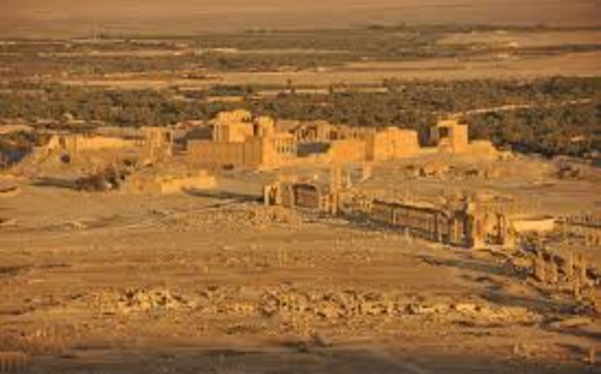 Palmirada İŞİD qurbanlarının kütləvi məzarlığı aşkar edilib
