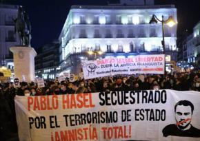 В Мадриде и Барселоне начались митинги