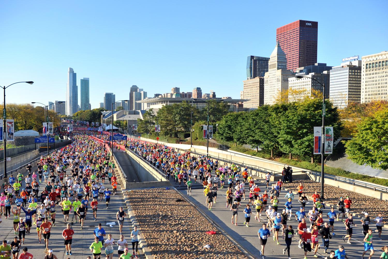 Чикагский марафон отменен во второй раз в истории