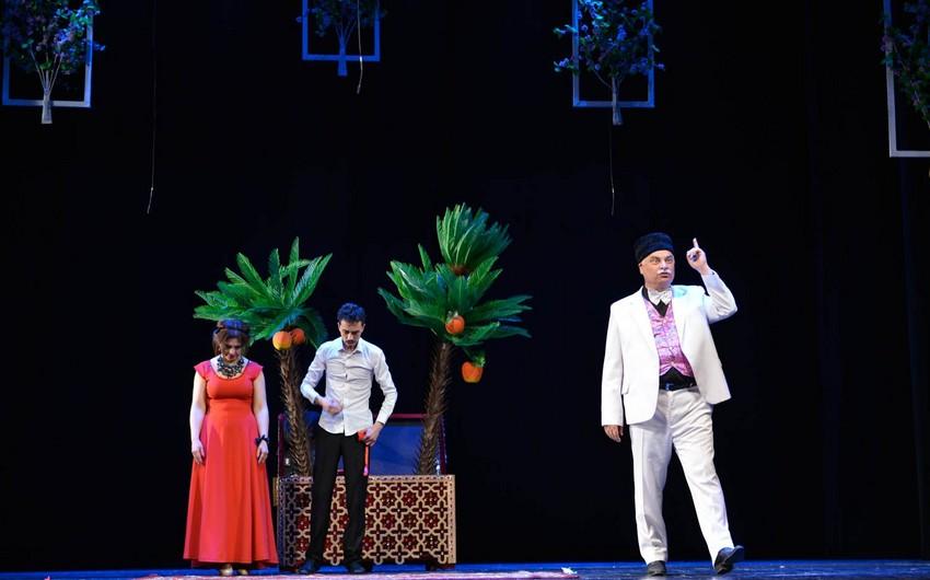 """Musiqili Teatr Formula 1"""" həftəsində xüsusi repertuarla çıxış edəcək"""