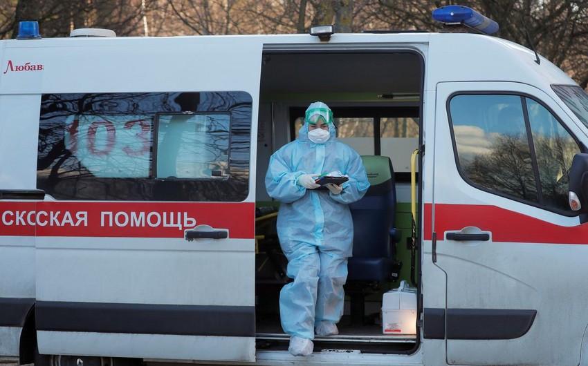 В России за сутки выявили рекордное число заболевших COVID-19