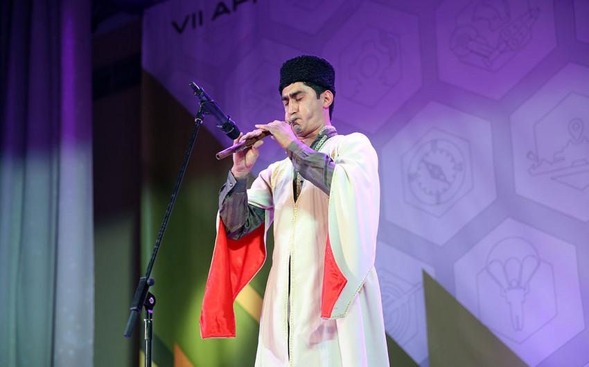 Azərbaycan hərbçiləri beynəlxalq müsabiqədə ilk çıxışını edib
