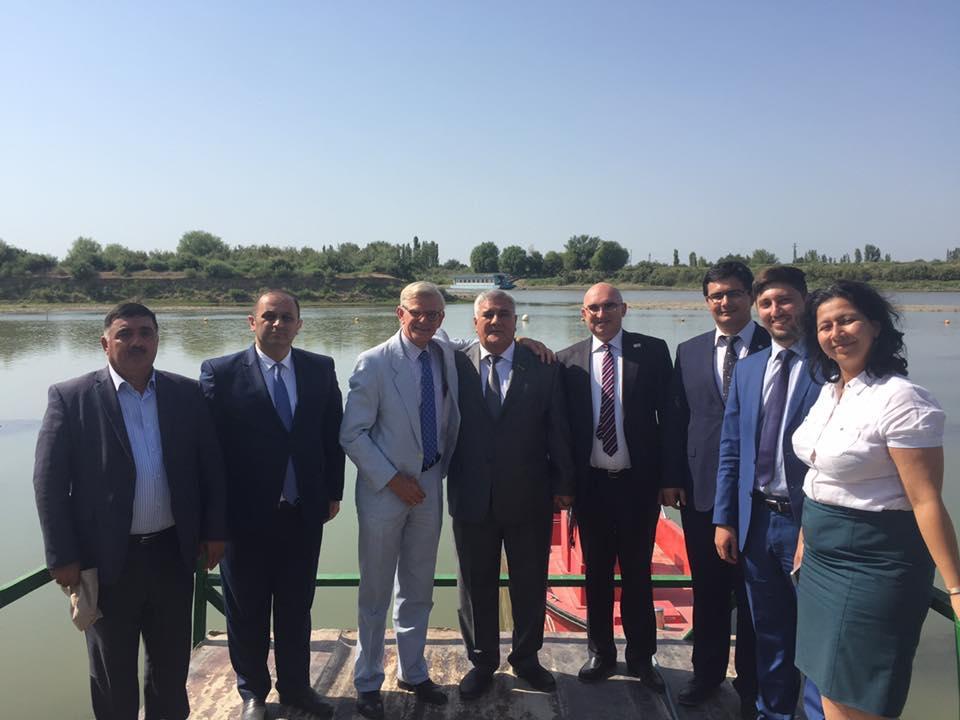Посол Нидерландов посетил Сабирабадский район