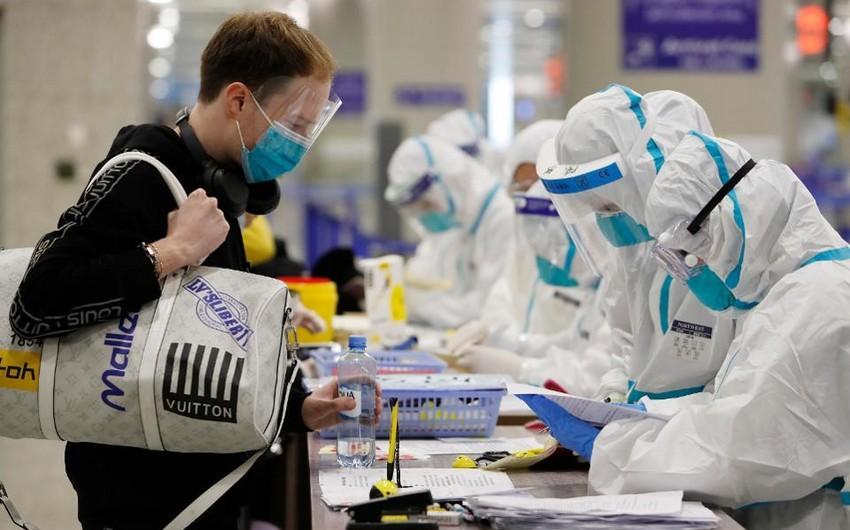 Dünyada koronavirusa yoluxma halları azalıb