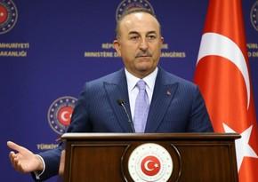 Çavuşoğlu informs Lavrov about Armenia's actions